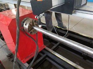 2017 Novi prenosni stroj rezalni stroj za kovinske plazme, CNC stroj za rezanje kovinskih cevi