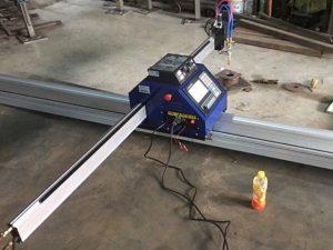 Kitajska Poceni 15002500mm kovinski prenosni CNC plazemski rezalni stroj s CE