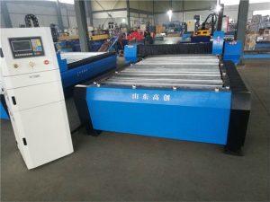 Jinan CE Profession 1325 Mali CNC stroj za rezanje plazme