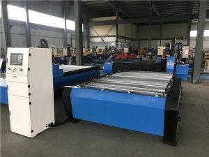 Velik stroj za rezanje plamenskih cevi s kovinsko ploščo 20006000mm