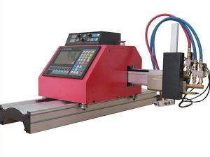 Multifunkcijski stroj za rezanje CNC FlamePlasma s kvadratnim jeklenim cevjem visoke kakovosti