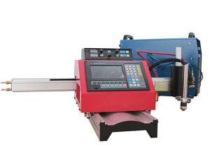 Prenosni CNC plazemski stroj za rezanje in avtomatski stroj za rezanje plina z jekleno gosenico