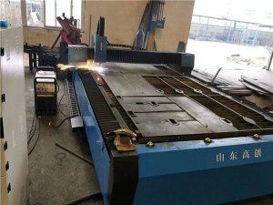 poceni cnc pločevina jeklena železna plošča plazma rezalni stroj cena