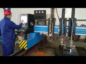 cnc stroj za rezanje plamena