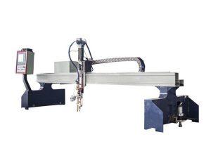 visoko učinkovite gantry cnc plazemski rezalni strojcnc plamenski rezalni stroj