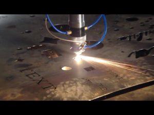 narejena v kitajski trgovini zagotovilo poceni cene prenosni rezalnik cnc plazemski rezalni stroj za kovinsko železo iz nerjavečega jekla