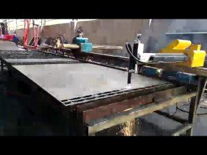 mini prenosni plamen, kovinski rezalni stroj, plazemski rezalni stroj cena