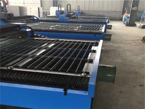 kovinski in metalurški stroji G kodni stroj za rezanje plazemskih cnc