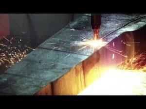 prenosni CNC stroj za plazemsko rezanje cena