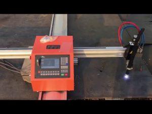 prenosni plamen cnc plinski plazemski rezalni stroj